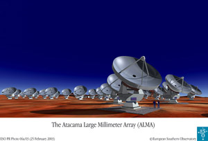 Another view of ALMA