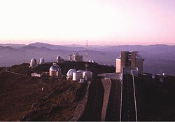 Views of the ESO La Silla Observatory