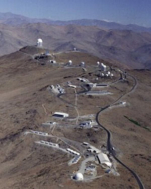 View of the ESO La Silla Observatory (2)