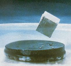 The familiar face of superconductors showing the Meissner effect