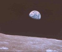 Could the Moon harbour the secrets of life on Earth? (Credit: NASA)